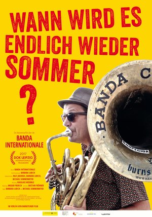 Wann wird es endlich wieder Sommer? Poster