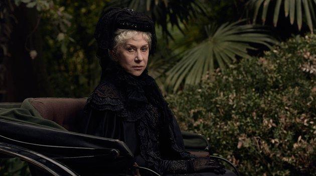 """""""Winchester – Das Haus der Verdammten"""": Die wahre Geschichte des Haunted-House-Thrillers Poster"""