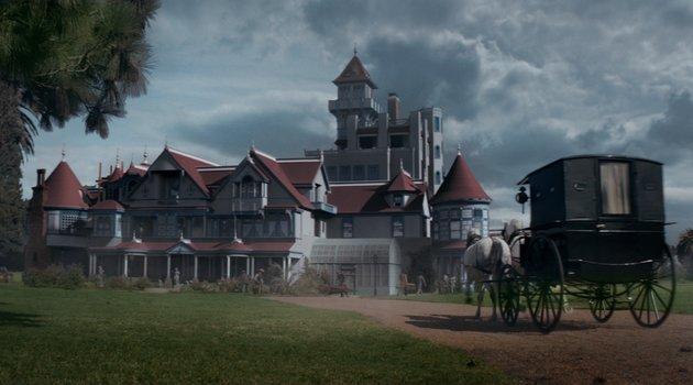 Die gruseligsten Horror-Häuser aller Zeiten Poster