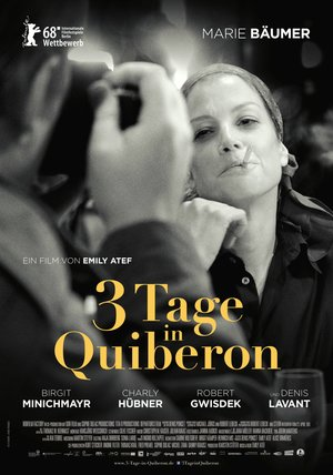 3 Tage in Quiberon Poster