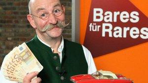 """Fast gescheitert: So wurde Horst Lichter Moderator bei """"Bares für Rares"""""""