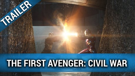 The First Avenger: Civil War - Trailer Poster