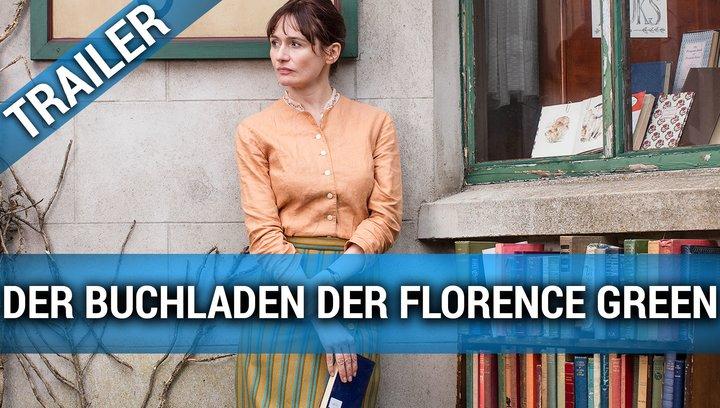 Der Buchladen der Florence Green - Trailer Poster