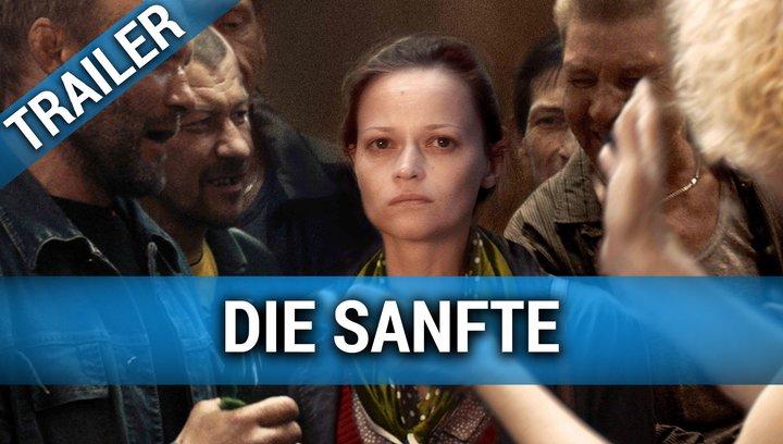 Die Sanfte - Trailer Poster