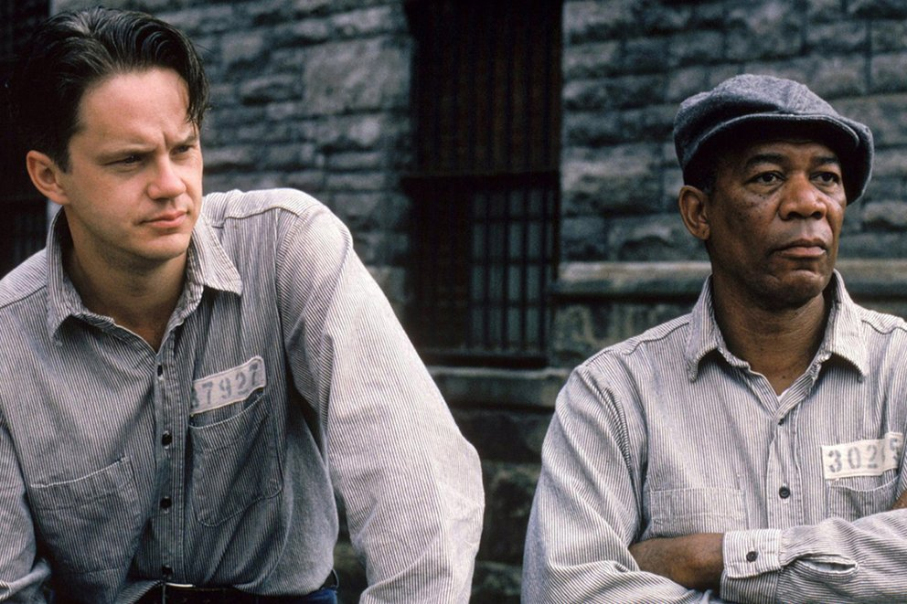 Die Verurteilten The Shawshank Redemption Morgan Freeman Tim Robbins Ende