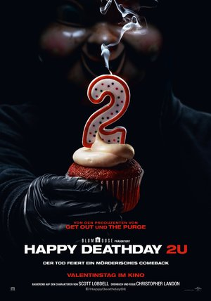 Happy Deathday 2U Poster