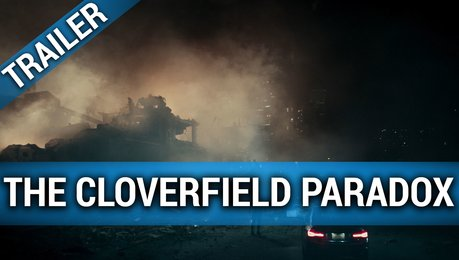 The Cloverfield Paradox - Trailer OmU Poster
