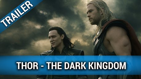 Thor - The Dark Kingdom - Trailer Poster