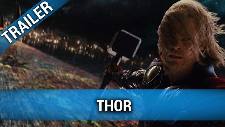 Thor - Trailer Poster