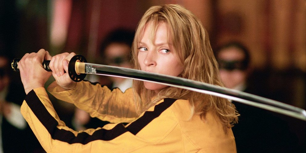 Uma Thurman Kill Bill Quentin Tarantino Harvey Weinstein