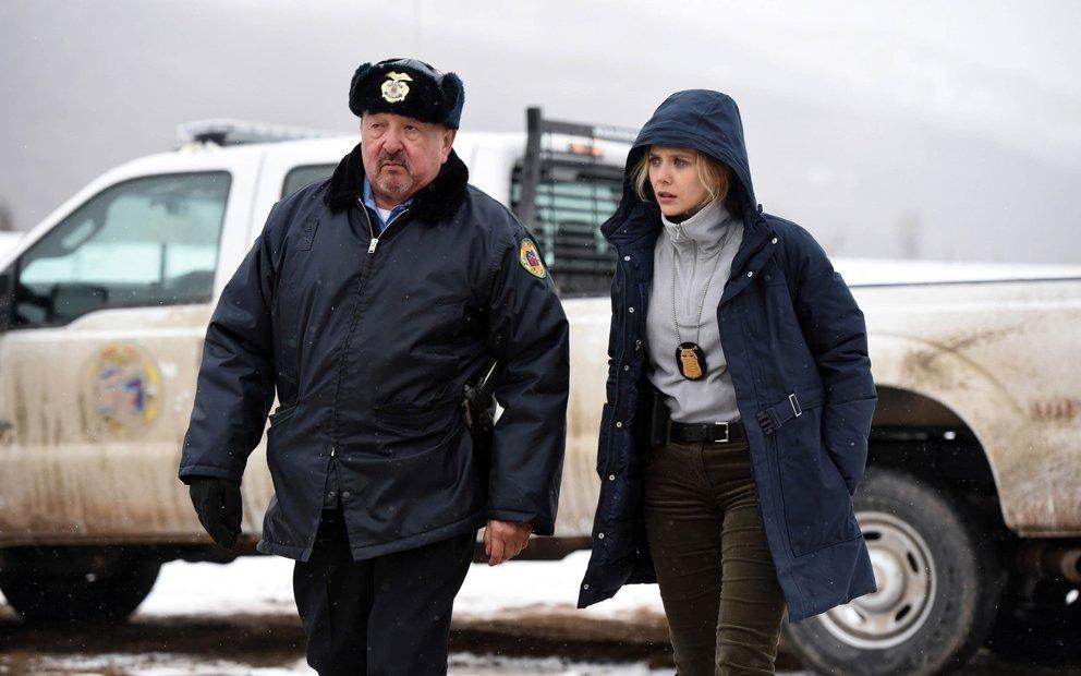 Wind River Elizabeth Olsen Graham Greene Kino Kritik