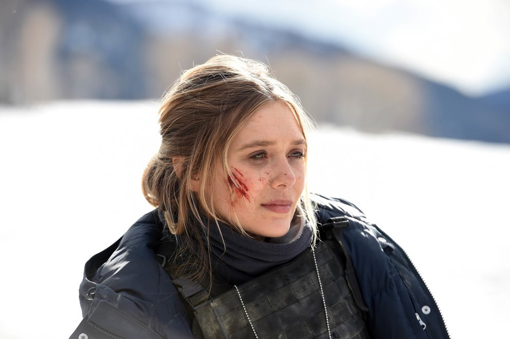 Wind River Elizabeth Olsen Kino Kritik