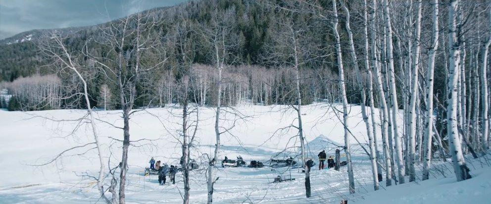 Wind River Krimi Mord Kino Kritik