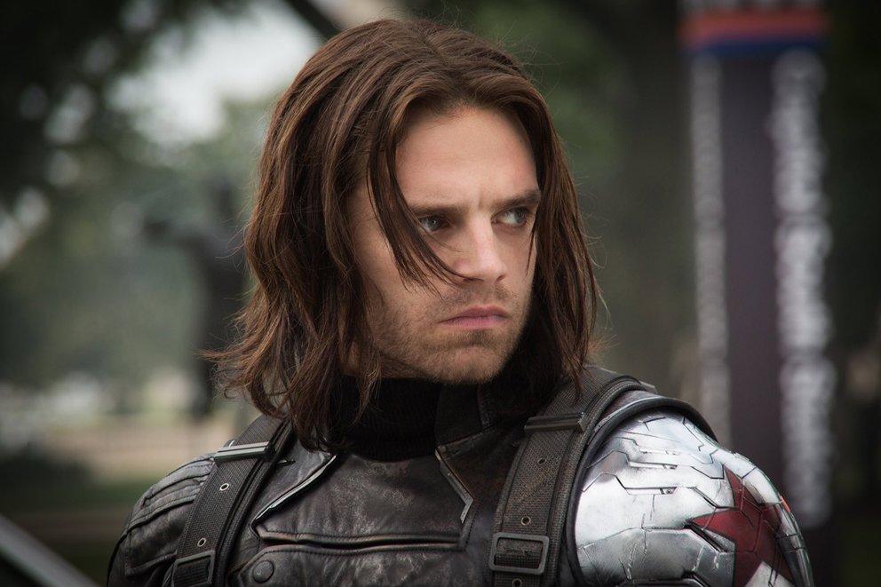 Winter Soldier Captain America Sebastian Stan MCU Marvel Avengers Bucky Barnes