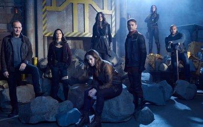 Agents Of Shield Staffel 4 Deutsch Amazon
