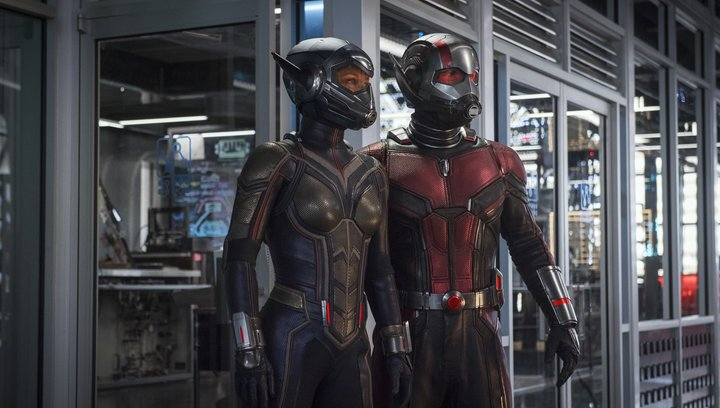 Ant-Man and the Wasp - Teaser-Trailer Deutsch Poster