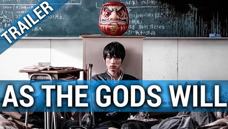 As the Gods Will - Trailer (OmU) Poster