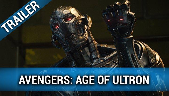 Marvel's Avengers: Age Of Ultron (VoD-/BluRay-/DVD-Trailer) Poster