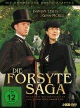 Die Forsyte Saga - Die komplette erste Staffel (3 DVDs) Poster
