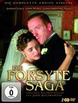 Die Forsyte Saga - Die komplette zweite Staffel (2 DVDs) Poster
