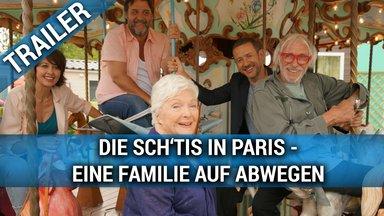 Die Sch'tis in Paris - Eine Familie auf Abwegen Trailer