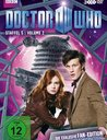 Doctor Who - Staffel 5, Volume 2 (Fan-Edition, 3 Discs) Poster
