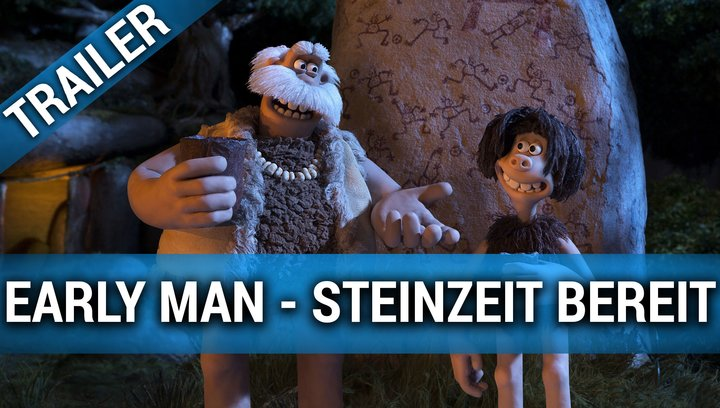 Early Man - Steinzeit bereit - Trailer 2 Poster