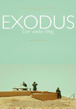 Exodus - Der weite Weg Poster