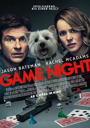 Game Night Poster
