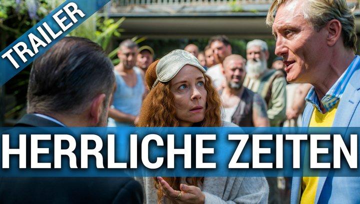 HERRliche Zeiten - Trailer Poster