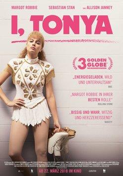 I, Tonya Poster