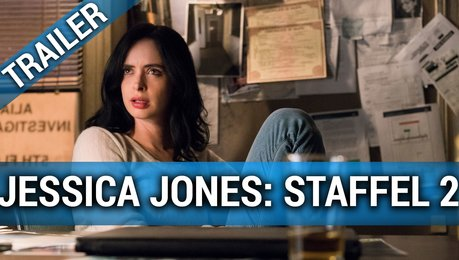 Marvel's Jessica Jones - Staffel 2 - Trailer 2 Deutsch Poster