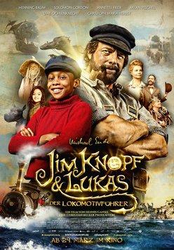 Jim Knopf & Lukas der Lokomotivführer Poster