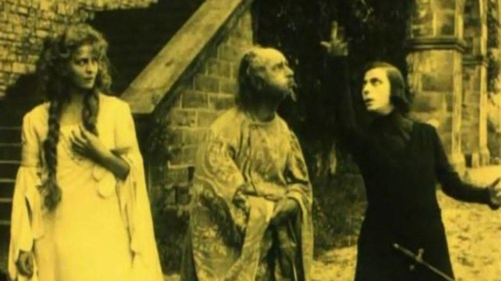 exploring female degradation in hamlet Hamlet study guide contains a biography of william shakespeare, literature essays, a complete e-text, quiz questions, major themes, characters.