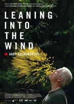 Leaning Into the Wind - Andy Goldsworthy Poster