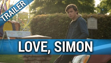 Love, Simon - Trailer Poster