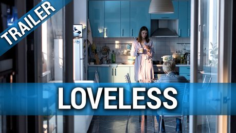 Loveless - Trailer Poster