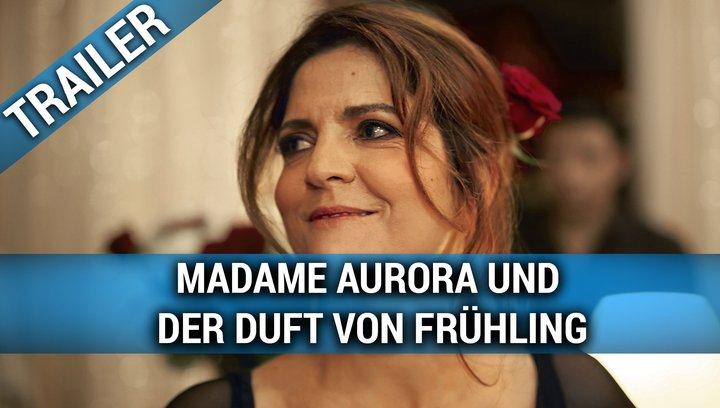 Madame Aurora und der Duft von Frühling - Trailer Poster