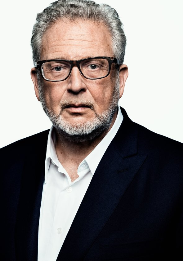 Martin Moszkowicz Poster