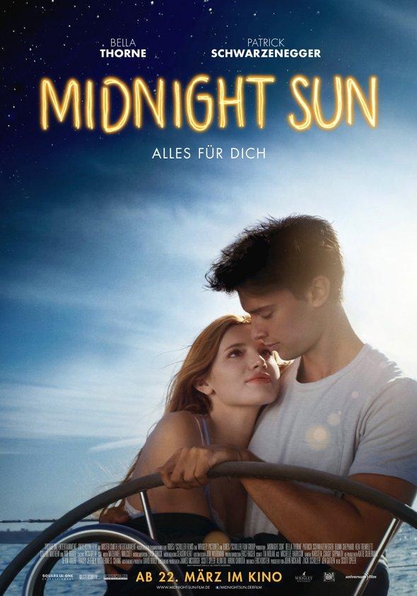Midnight Sun - Alles für dich Poster