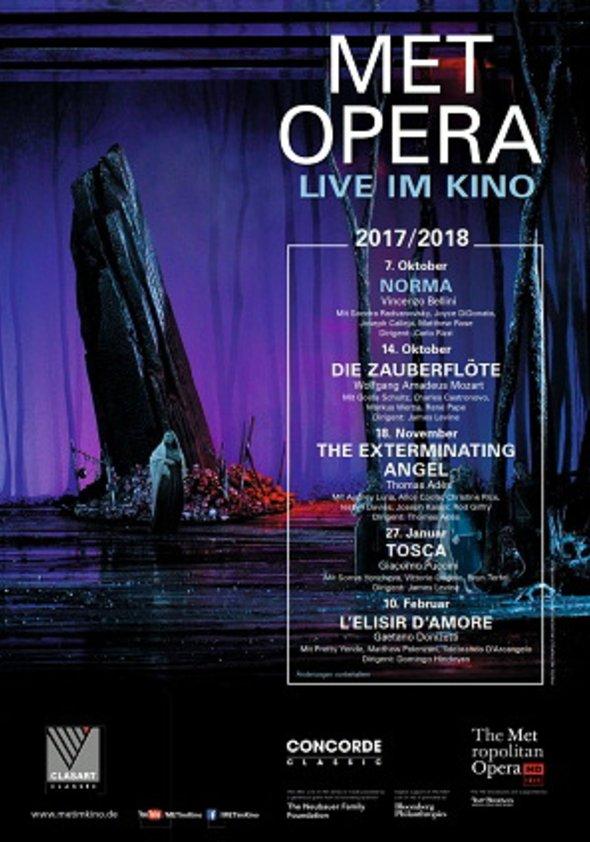 Norma - Bellini (live MET 2017) Poster