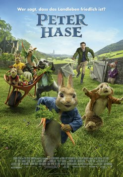 Peter Hase Poster