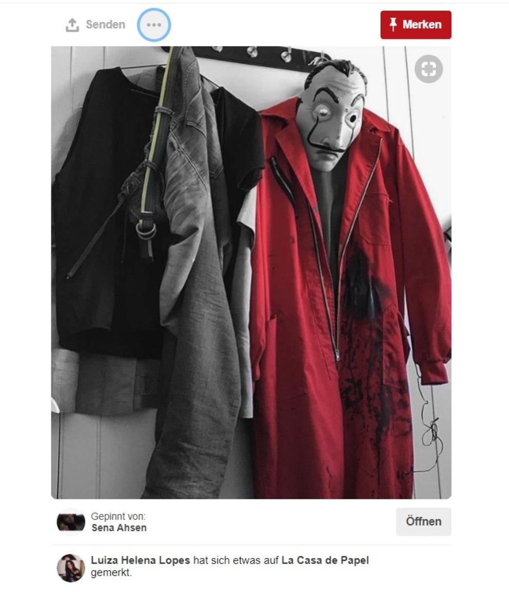 Haus Des Geldes Masken Hier Bekommt Ihr Die Dalí Masken Aus Der
