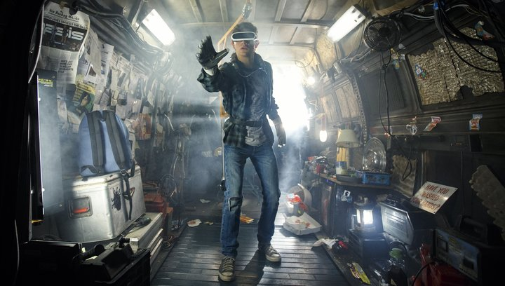 Ready Player One - Comic-Con Trailer Poster