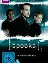 Spooks - Im Visier des MI5, Die komplette erste Staffel (2 DVDs) Poster