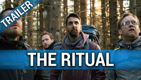 The Ritual - Trailer Deutsch Poster