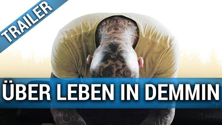 Über Leben in Demmin - Trailer Poster