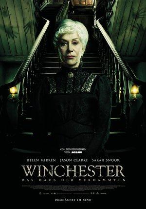 Winchester - Das Haus der Verdammten Poster