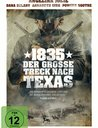 1835 - Der große Treck nach Texas Poster