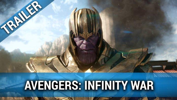 Avengers: Infinity War - Trailer Poster